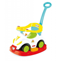 Jucarie Pentru Copii Fisher Price Masinuta Ride On 4 in 1