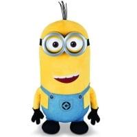 Jucarie de Plus Despicable Me 3 Minions Jumbo Tim Interactiv, 45 cm