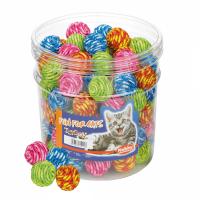 Jucarie pentru Pisici Nobby Bila Sfoara 3.5 cm