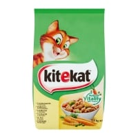 KITEKAT, Pasăre și legume, hrană uscată pisici, 1.8kg