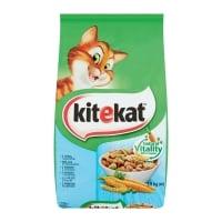 KITEKAT, Ton și legume, hrană uscată pisici, 1.8kg