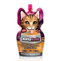 KITTY RADE, suplimente vitalitate, băutură izotonică cu electroliți pisici, Pui, 250ml