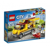 LEGO® City Great Vehicles Furgoneta de pizza 60150