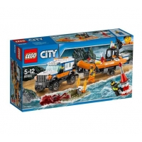 Lego City Great Vehicles Unitatea de interventie 4 x 4 60165