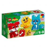 LEGO® DUPLO® My First Primele mele animalute 10858