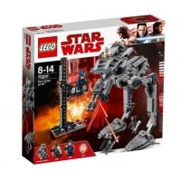 Lego Star Wars AT-ST Ordinul Intai 75201