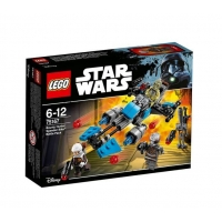 LEGO® Star Wars™ Motocicleta de viteza Bounty Hunter™ 75167