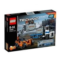 LEGO® Technic Transportoare de containere 42062