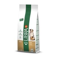 LIBRA Dog Adult, Miel, hrană uscată câini, 15kg