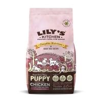 Lily's Kitchen Caine Junior cu Pui si Somon, 7 kg