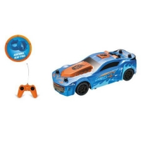Masina Mondo Cu Telecomanda Hot Wheels Drift Rod 1 24