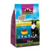 Meglium Cat Adult, Peste, 15 kg