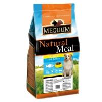 Meglium Dog Sensibile, Peste Si Orez, 15 kg