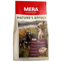 Mera Dog Natures Effect Adult Mini cu Rata, 3 Kg