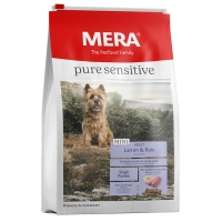 Mera Dog Pure Adult Mini Miel&Orez, 4 Kg