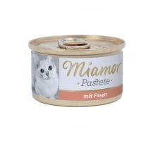 Miamor Pate Cat Fazan 85g