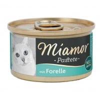 Miamor Pate Cat Pastrav 85g