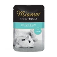Miamor Ragout Royale Cat Somon 100g