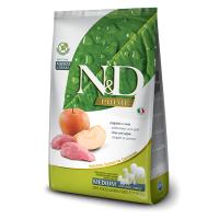N&D Prime Caine Adult Medium & Maxi cu Mistret & Mere, 12 kg