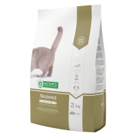 Natures Protection Cat Neutered, 2 Kg