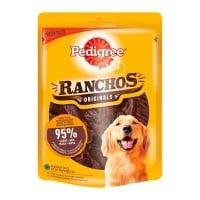 PEDIGREE Ranchos, recompense câini, fâșii uscate, Pui, 70g