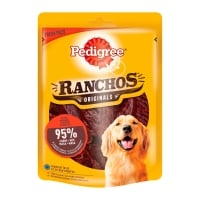 PEDIGREE Ranchos, recompense câini, fâșii uscate, Vită, 70g
