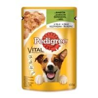 PEDIGREE Vital Protection Adult, Miel, plic hrană umedă câini, (în aspic), 100g