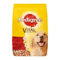 PEDIGREE Vital Protection Adult, Vită și Pasăre, hrană uscată câini, 8.4kg