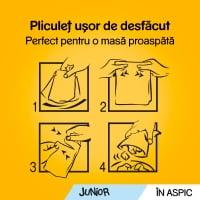 PEDIGREE Vital Protection Junior, Pui, plic hrană umedă câini junior, (în aspic), 100g