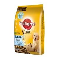 PEDIGREE Vital Protection Junior, Pui și Orez, hrană uscată câini junior, 500g
