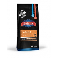 Petvita Adult Medium, Lamb, 14 Kg