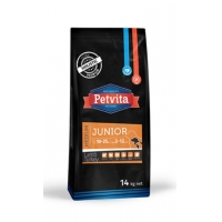 Petvita Junior Medium, Lamb and Turkey, 14 Kg