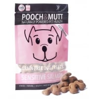 Recompense Pooch&Mutt Grain Free Sensitive Salmon, 80 g Expira in Aprilie 2019