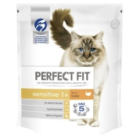 Perfect Fit Cat Sensitive Curcan, 1.4 kg