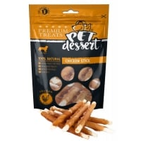 Recompense Pet's Dessert Chicken Stick, 80 g