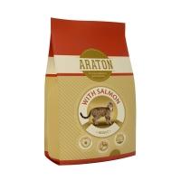 Araton Cat Adult Somon&Pui 1kg+500g GRATIS