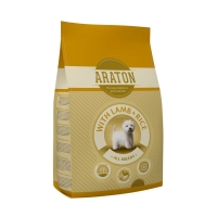 Araton Dog Adult Lamb&Rice 2.3kg+700g GRATIS