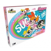 Puzzle Noriel 4 In 1 Powerpuff Girls 500 Piese