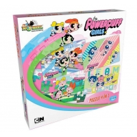 Puzzle Noriel 4 In 1 Powerpuff Girls