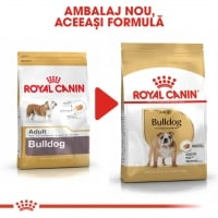 Royal Canin Bulldog Adult, 12kg