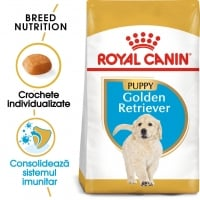 Royal Canin Golden Retriever Junior, 3 kg