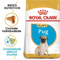 Royal Canin Pug (Mops) Junior, 1.5 kg
