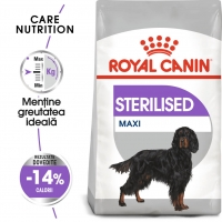 Royal Canin CCN Maxi Sterilised Adult 9 Kg