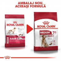 Royal Canin Medium Adult 7+, 4 kg