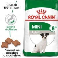 Royal Canin Mini Adult 8+, 2 kg