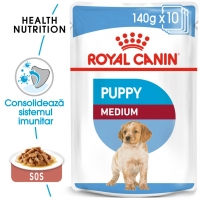 Royal Canin Medium Puppy, 140 g