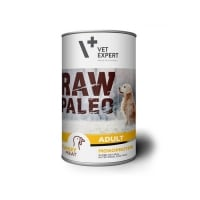 Raw Paleo Adult Dog Curcan si Cartofi 400 g