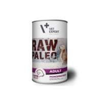 Raw Paleo Adult Dog Miel si Morcovi 400 g