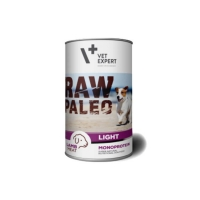 Raw Paleo Adult Light Dog Miel si Morcovi 400 g