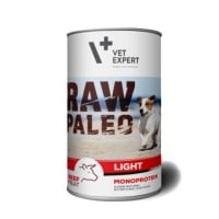Raw Paleo Adult Light Dog Vita si Orez 400 g